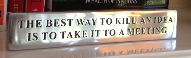 Kill idea sign ran 12-Apr 2013 revised 2